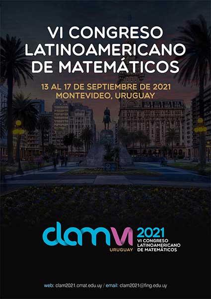 Afiche CLAM 2021